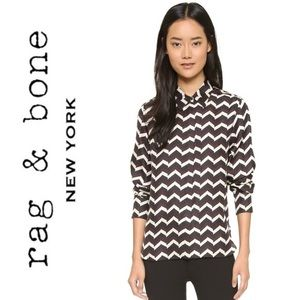 Rag & Bone Faye Blouse
